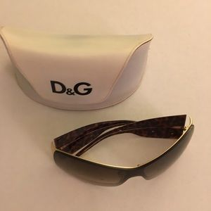 Dolce & Gabbana Accessories - Vintage Dolce Gabana Sunglasses